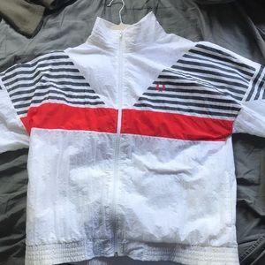 Vintage fred perry sportswear windbreaker